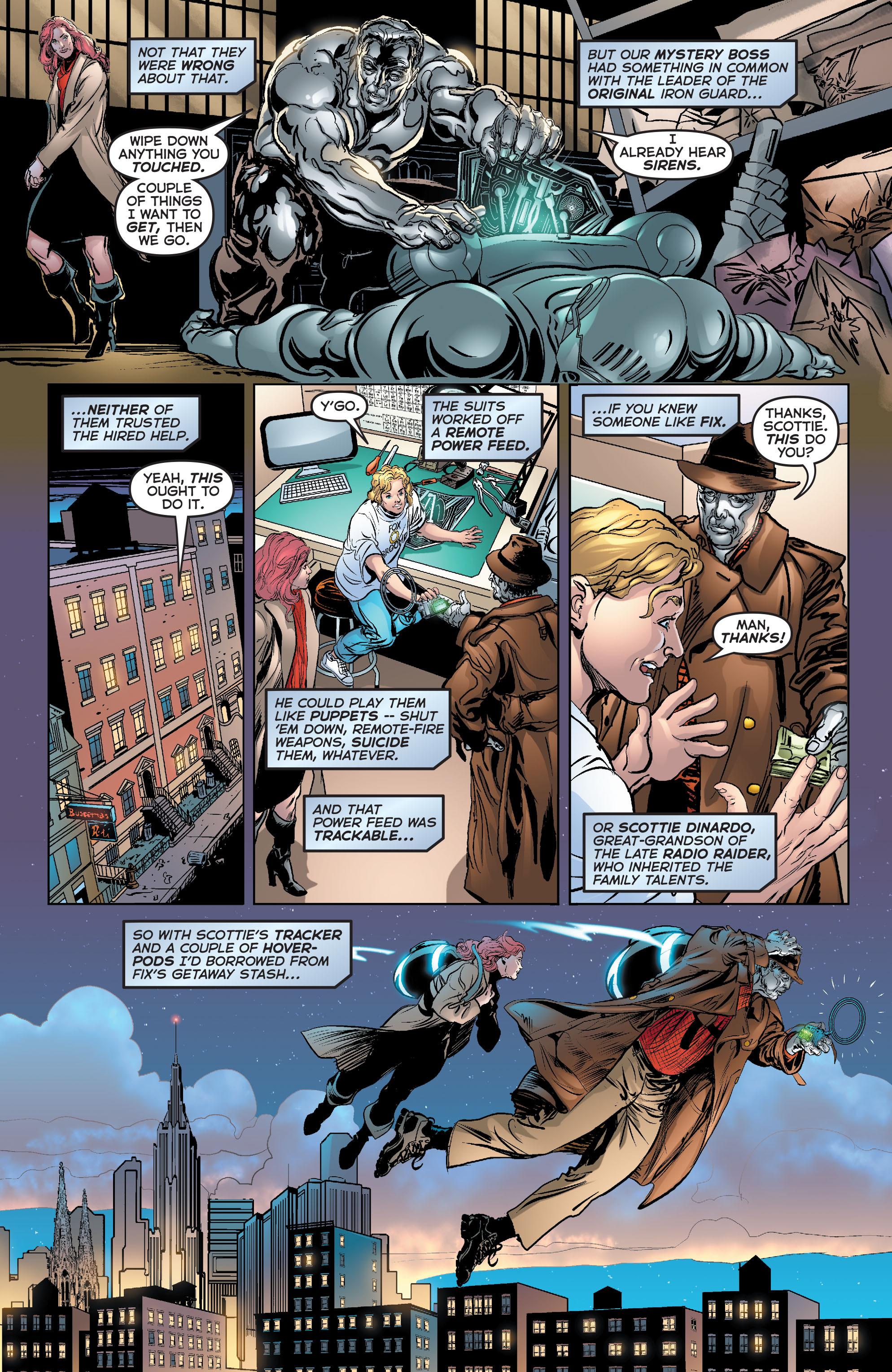 Read online Astro City comic -  Issue #33 - 19