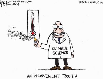Warning Signs: Democrat Climate Caucus Reveals Its Stupidity