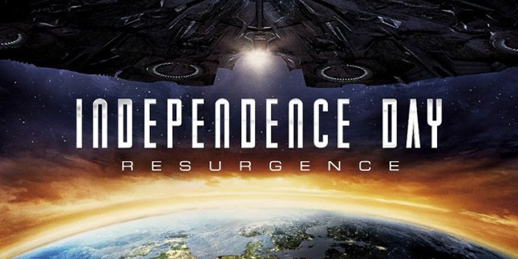 Independence Day: Resurgence blog movie review