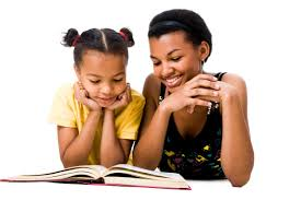 Reading helps develop relationships