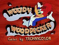 Kartun Woody Woodpecker