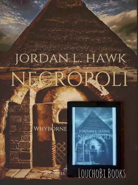Necropoli - Jordan L. Hawk