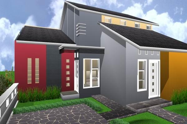 Desain rumah hook 2013  MODEL RUMAH MODERN