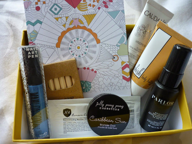 Inside May Birchbox UK