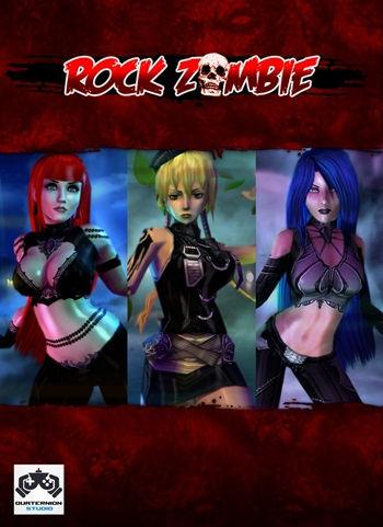 Rock Zombie PC Full