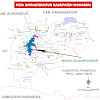 Peta Kabupaten Wonogiri