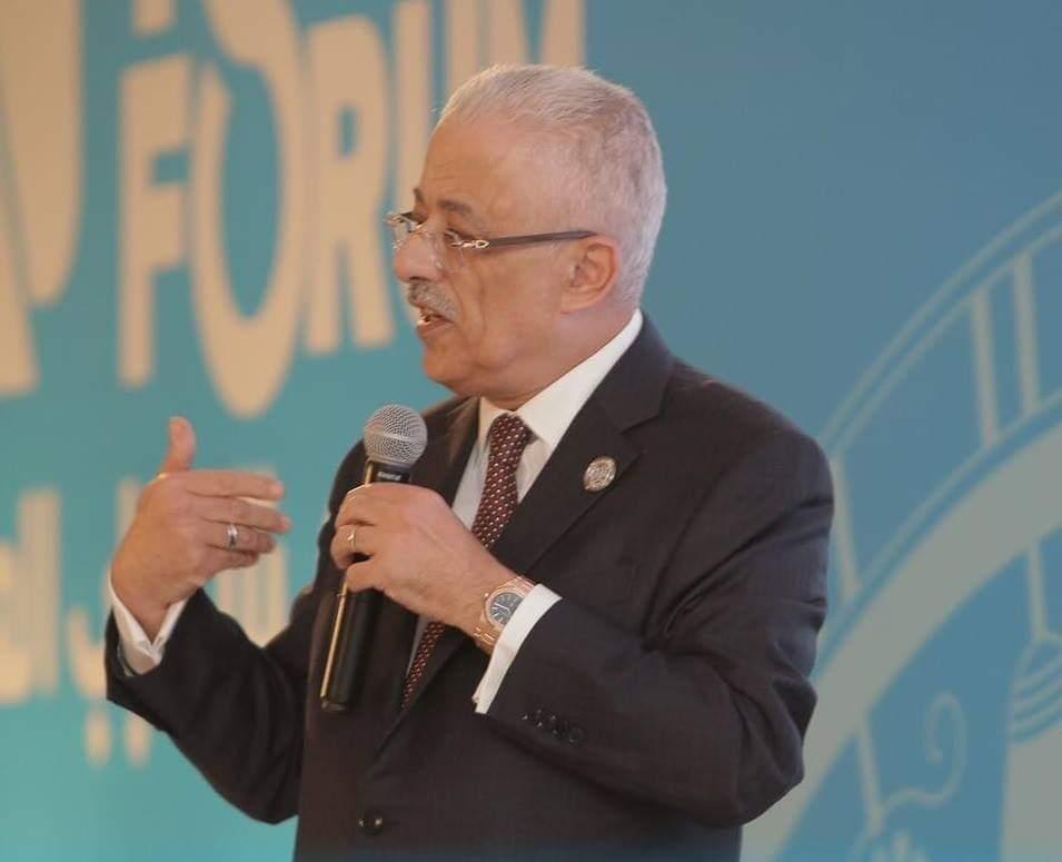 استفتاء حصاد عام ٢٠١٨ _ الدكتور طارق شوقى وزير التربية والتعليم يحصل على افضل وزير لعام ٢٠١٨
