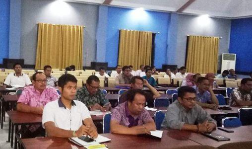 Tim ,Dikbud Selayar, Ikuti Rakor Imp.Kurikulum 2013