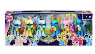 MLP Wonderbolt Fashion Style 6-pack