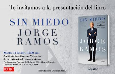 Un error garrafal no enfrentar antes a Trump: Jorge Ramos