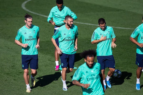 El Real Madrid dona material sanitario para combatir el COVID-19
