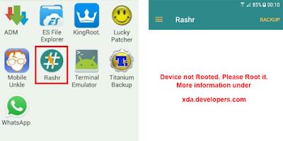 Cara Root dan Pasang TWRP Recovery Smartfren Andromax ES