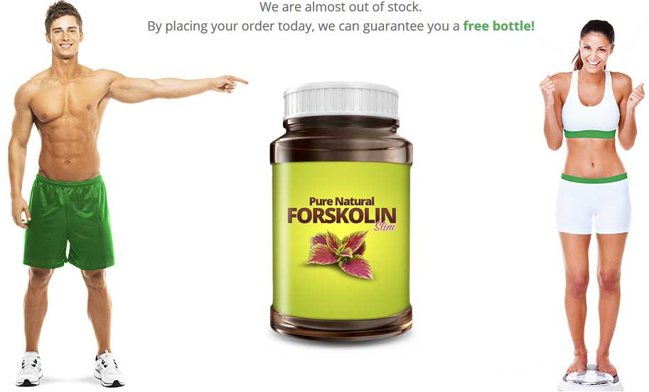 Pure Forskolin Extract, the hottest weight loss solution