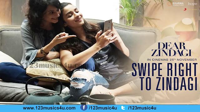 Let's Break Up | Hindi Movie | Song Lyrics | Shah Rukh Khan & Alia Bhatt |