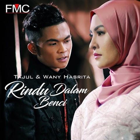Tajul & Wany Hasrita - Rindu Dalam Benci MP3