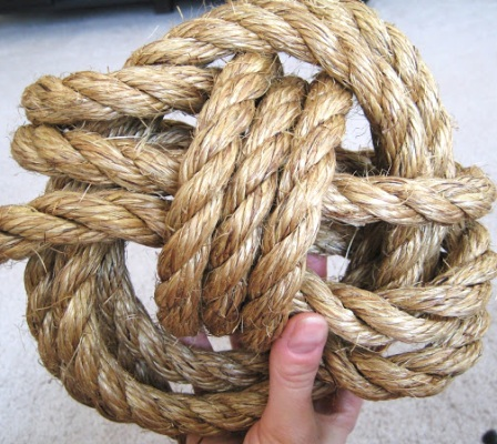 nautical monkey fist