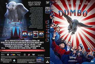 Dumbo - Cover - DVD