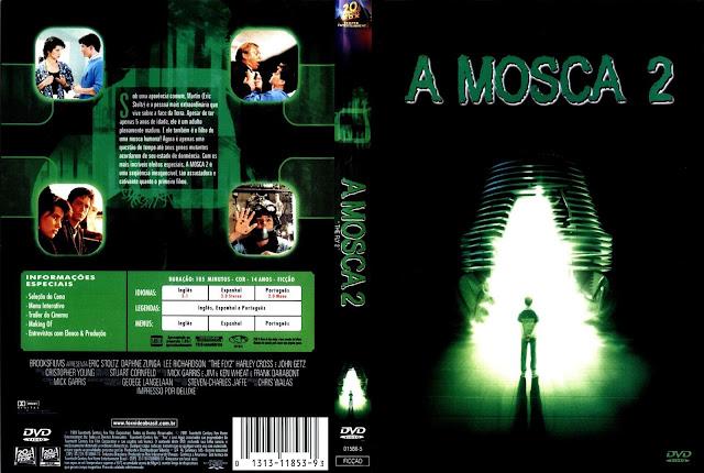 Capa DVD A Mosca 2
