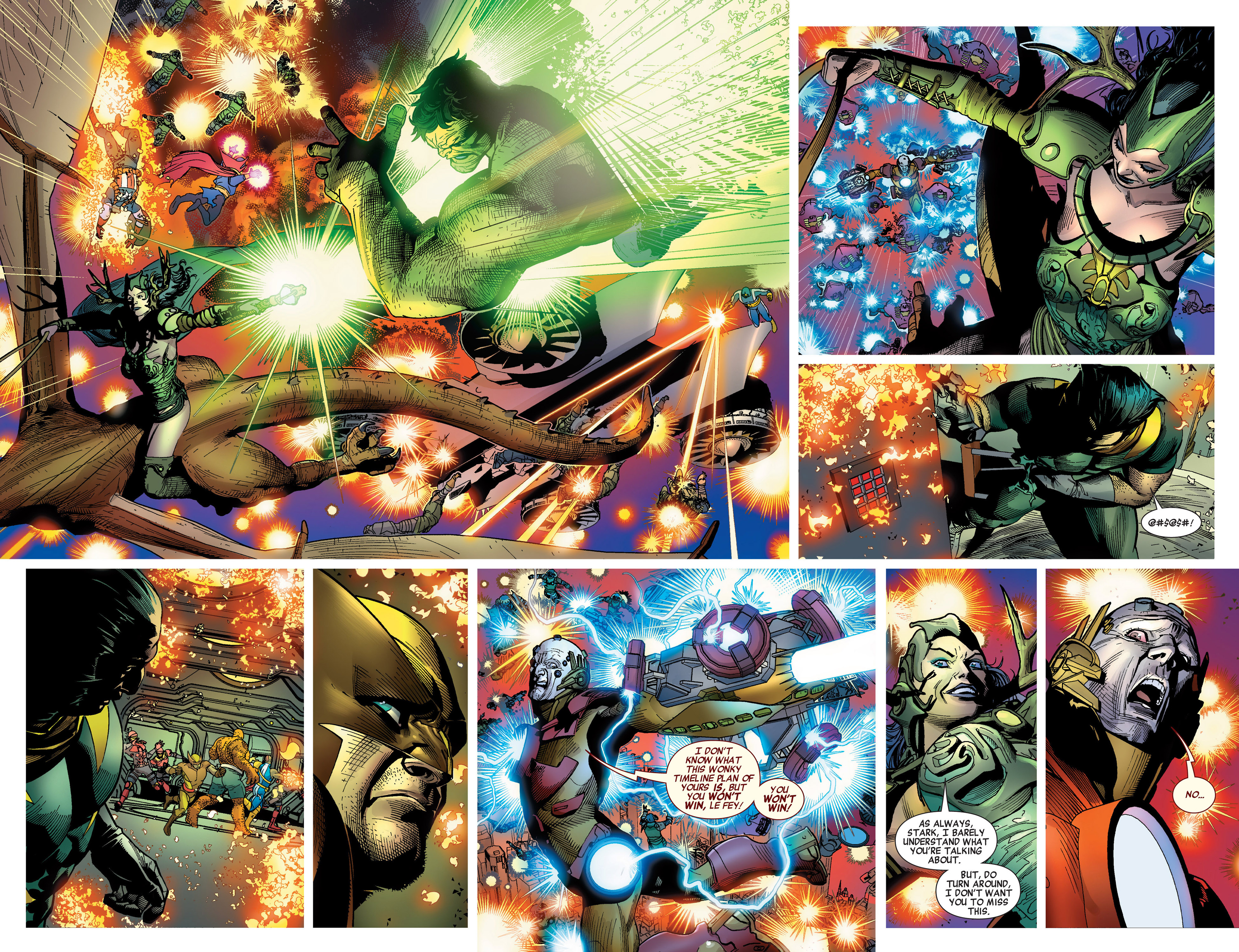 Read online Age of Ultron comic -  Issue #8 - 17