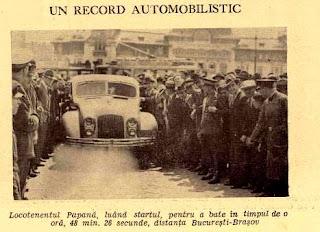 Record Bucuresti - Brasov
