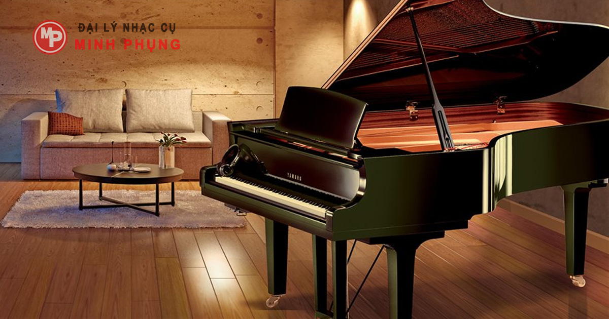 Piano Cơ Yamaha Baby grand GB1K PE