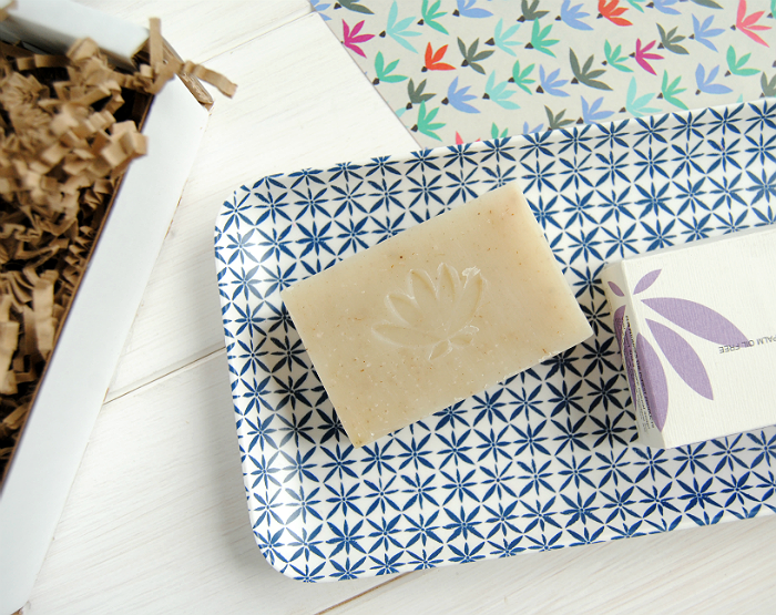 PHB Ethical Beauty Lavender Vegan Soap Review