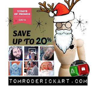 12 Days of Promos: Coupon Code DAYSIX