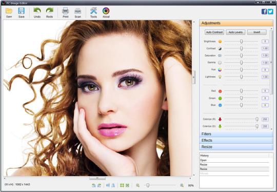 Software Edit Foto & Gambar Gratis