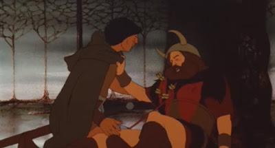 El Señor de los Anillos - Ralph Bakshi - 1978 - Boromir - Álvaro García - el fancine - AlvaroGP - SEO Strategist
