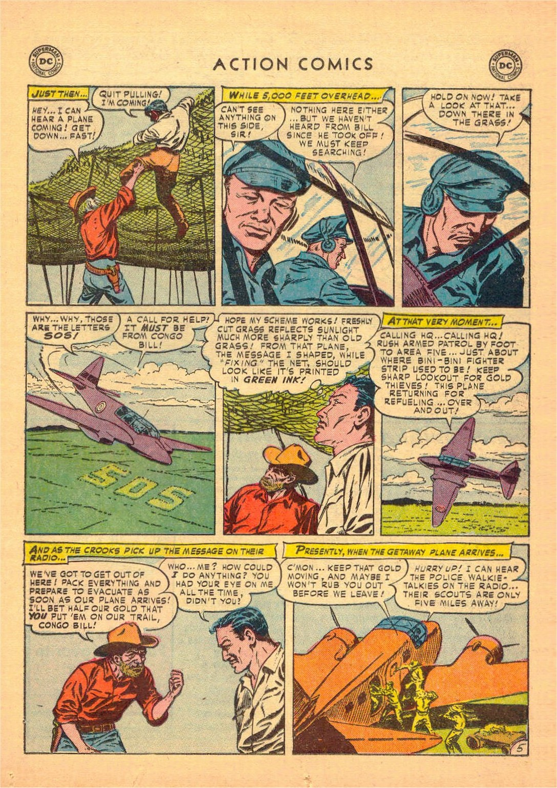 Action Comics (1938) 170 Page 28