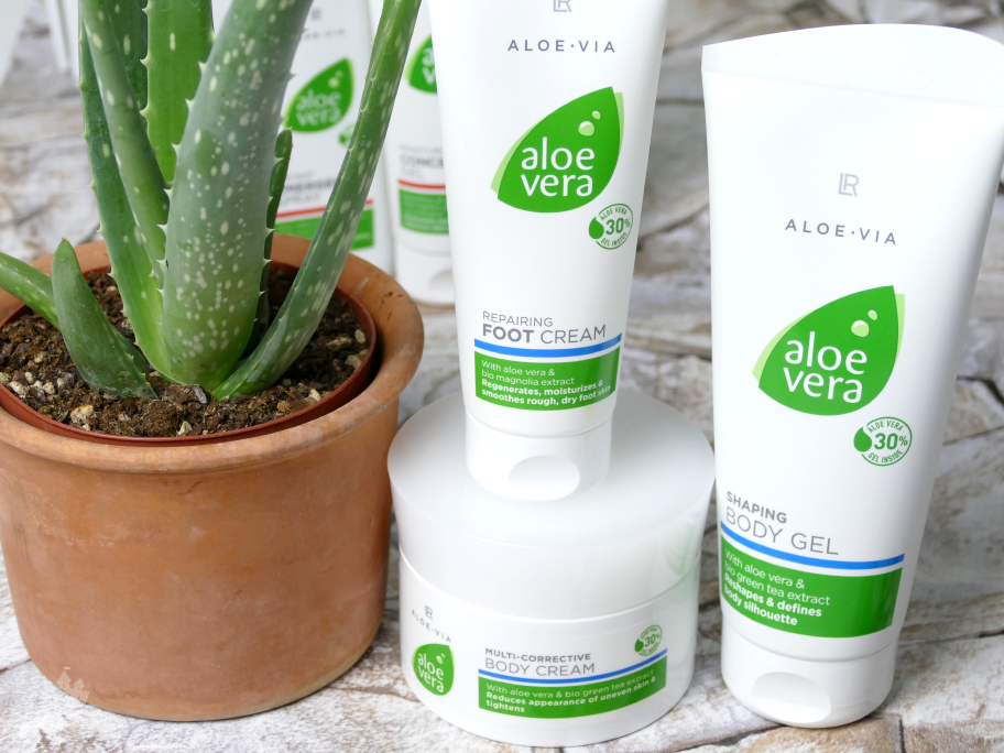 Aloe Vera Pflegelinie LR Aloe Via Body Care