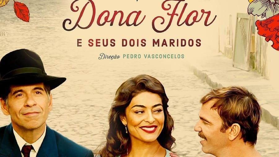 Dona Flor e Seus Dois Maridos 2018 Filme 720p HD WEBrip completo Torrent