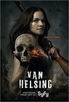 Xem Phim Khắc Tinh Ma Cà Rồng Phần 1 - Van Helsing Season 1