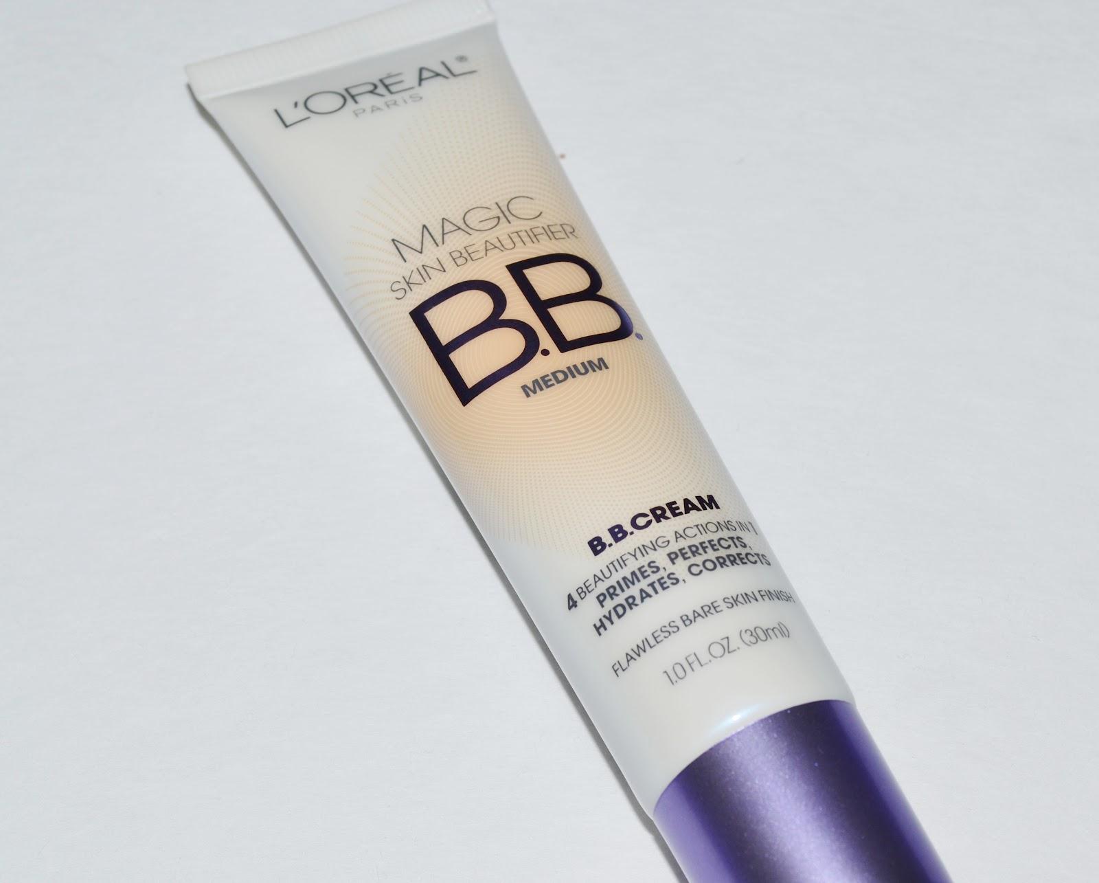 aquaheart l 39 oreal paris magic skin beautifier bb cream in. Black Bedroom Furniture Sets. Home Design Ideas
