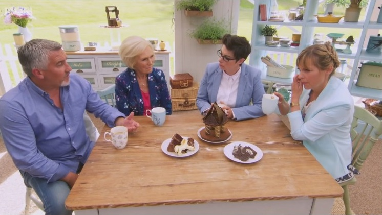 Cranial Confetti: The Great British Bakeoff, Series 6 - the