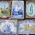 Montréal culturel: clin d'oeil du Portugal, les azulejos de mon quartier