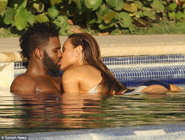 50 cent ex dating jason derulo e