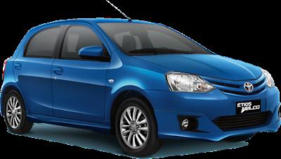 Toyota Etios Palembang