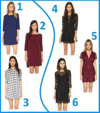 Away From Blue | Shopbop casual and classy dresses picks under $100