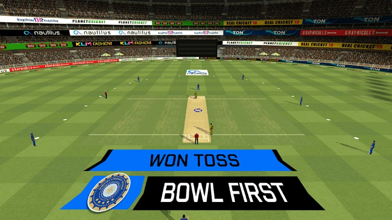 Real Cricket 18 Apk + OBB for android (MOD, All Tournament