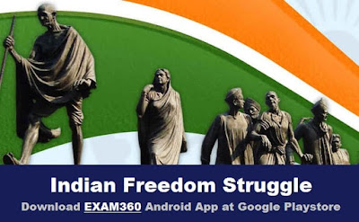Indian Freedom Struggle - SSC Railway Notes