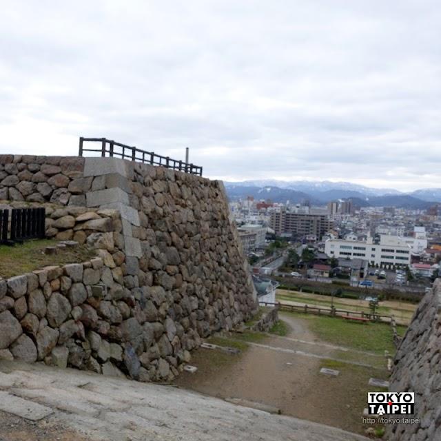 【鳥取城跡】只剩石垣的城堡 難以想像當年圍城斷糧的慘烈