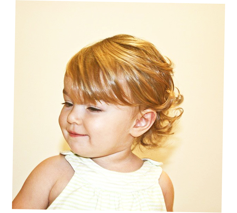 Baby Girl Hairstyles 1 Year Old Photo
