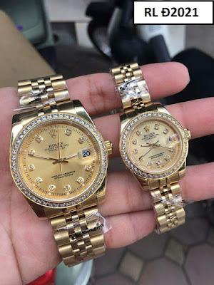 Đồng hồ nam Rolex Đ2021 quà tặng bạn trai đỉnh nhất
