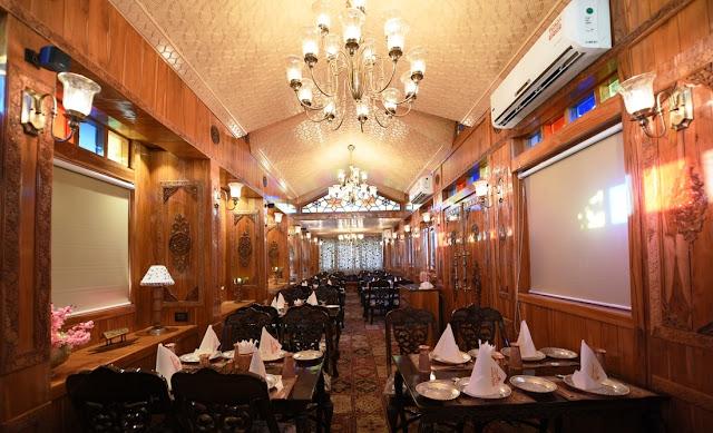 Zarpar Restaurant Jaipur