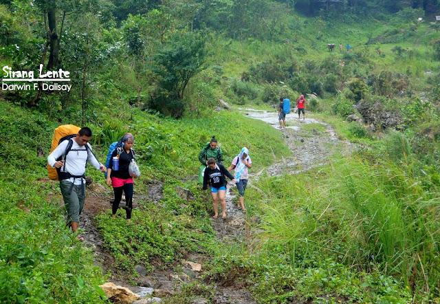 Mt. Daraitan Trail