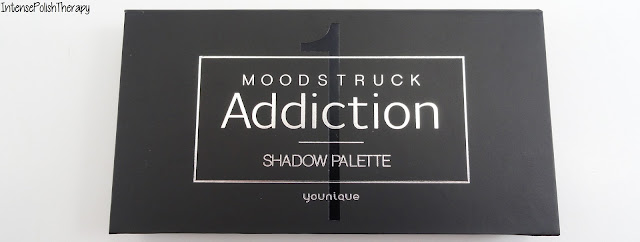 Younique - Moodstruck Addiction Shadow Palette 1