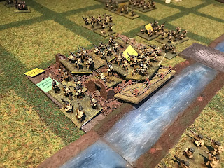 The final turn and the British capture Ors