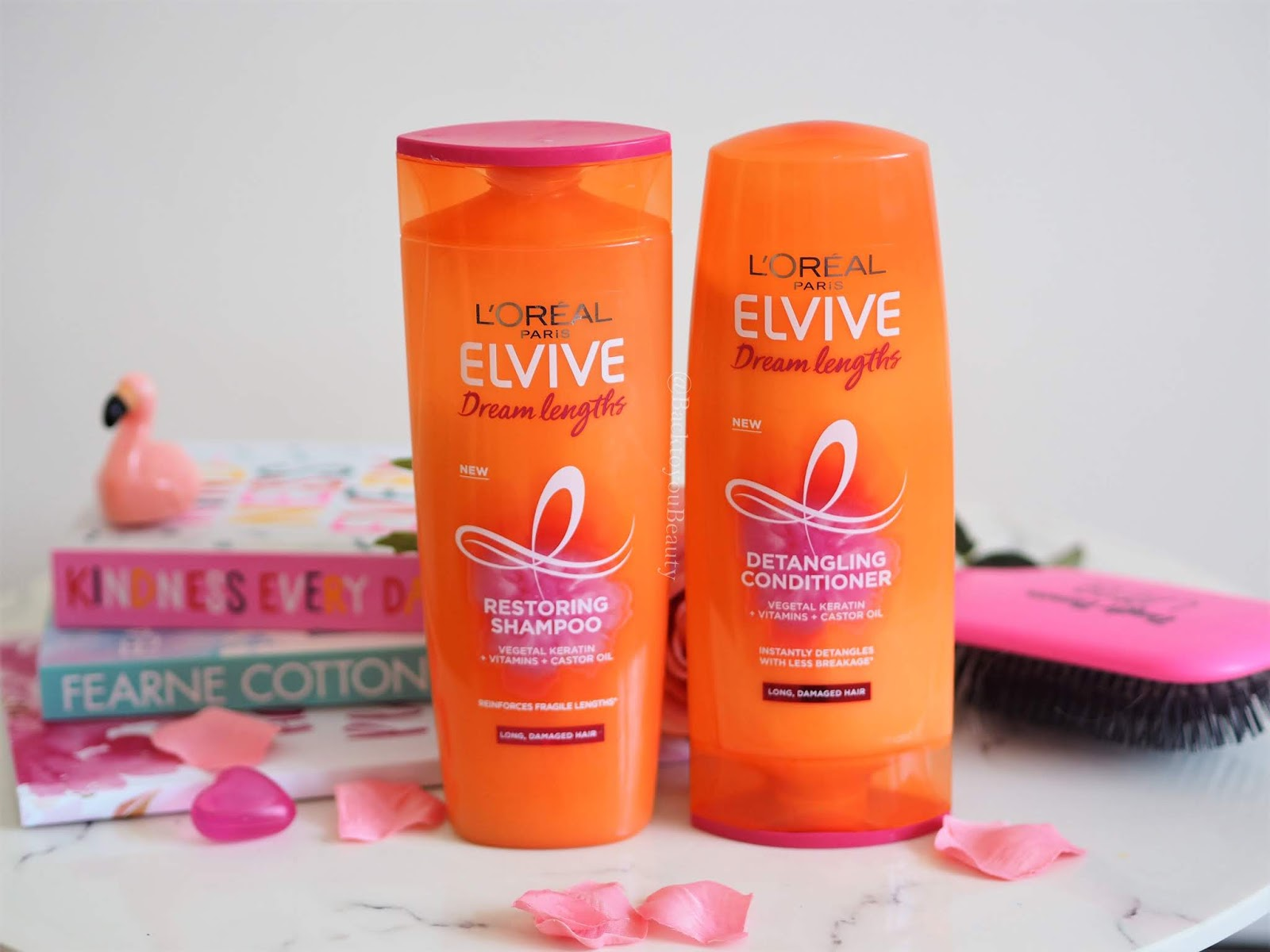 L'Oréal Elvive Dream Lengths Restoring shampoo