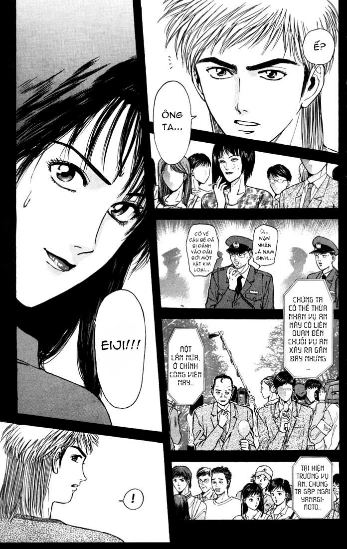 Psychometrer Eiji chapter 51 trang 20